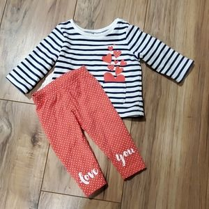 Sweater with matching pants
